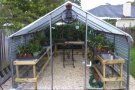 Going Green(house) Building a Backyard Hobby Greenhouse