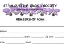 SAOS Membership Application Form