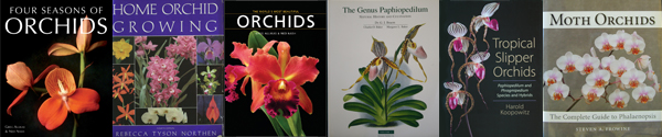St. Augustine Orchid Society Library